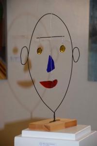 Der Calder-Kopf